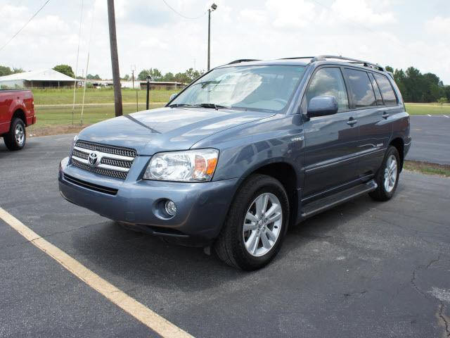 2007 toyota highlander hybrid limited for sale in union mississippi classified. Black Bedroom Furniture Sets. Home Design Ideas