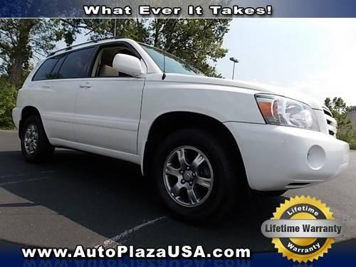 2007 toyota highlander suv limited v6 w 3rd row for sale in nicholasville kentucky classified. Black Bedroom Furniture Sets. Home Design Ideas