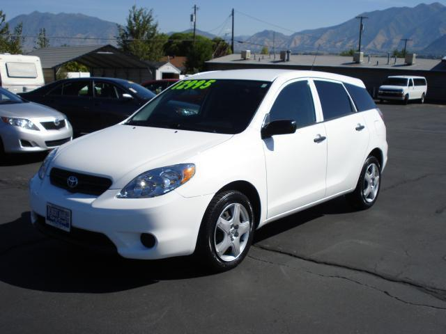 2007 toyota matrix for sale in payson utah classified. Black Bedroom Furniture Sets. Home Design Ideas