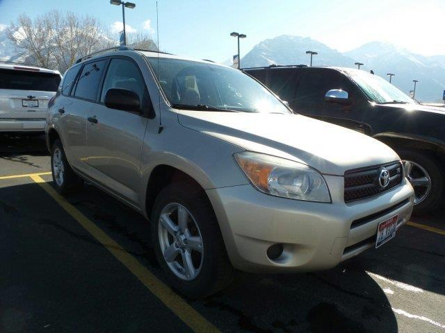 2007 toyota rav4 base 4dr suv 4wd v6 for sale in provo. Black Bedroom Furniture Sets. Home Design Ideas