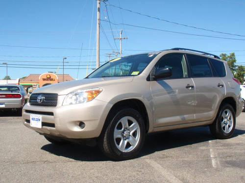2007 toyota rav4 suv 4x4 for sale in east hanover new jersey classified. Black Bedroom Furniture Sets. Home Design Ideas