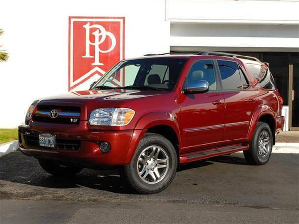 2007 toyota sequoia for sale in bellevue washington classified. Black Bedroom Furniture Sets. Home Design Ideas