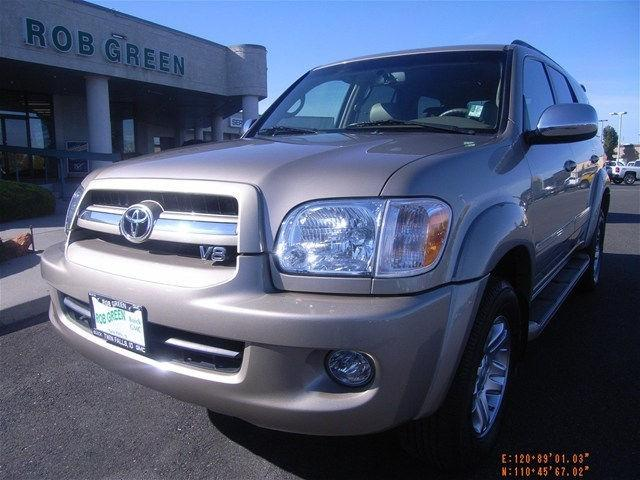 2007 toyota sequoia limited for sale in twin falls idaho classified. Black Bedroom Furniture Sets. Home Design Ideas