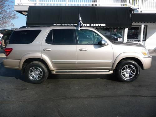 2007 toyota sequoia limited for sale in blue ball ohio classified. Black Bedroom Furniture Sets. Home Design Ideas