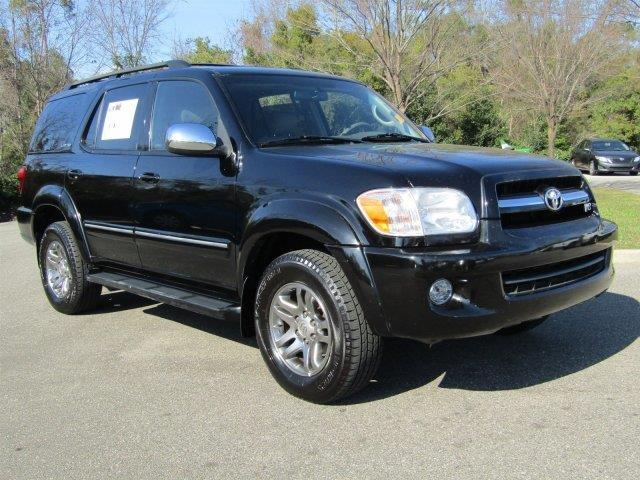 2007 Toyota Sequoia Limited Limited 4dr SUV