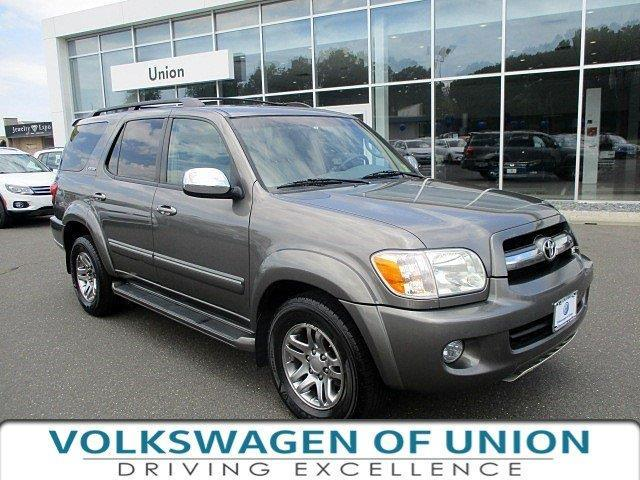 2007 toyota sequoia limited limited 4dr suv for sale in chestnut new jersey classified. Black Bedroom Furniture Sets. Home Design Ideas