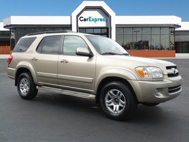 2007 toyota sequoia sr5 sr5 4dr suv 4wd for sale in chattanooga tennessee classified. Black Bedroom Furniture Sets. Home Design Ideas