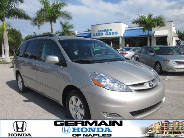 2007 toyota sienna brown 2007 toyota sienna car for sale in naples fl 4367299703 used cars. Black Bedroom Furniture Sets. Home Design Ideas