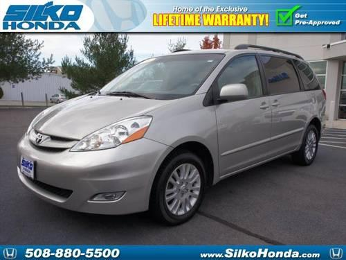 2007 Toyota Sienna Mini Van Xle 7 Passenger For Sale In
