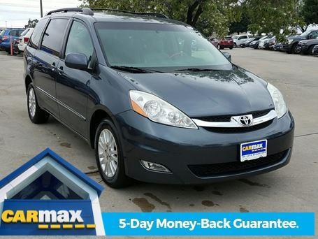 2007 toyota sienna xle 7 passenger awd xle 7 passenger 4dr mini van for sale in san antonio. Black Bedroom Furniture Sets. Home Design Ideas