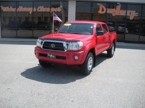 2007 Toyota Tacoma 4d Crew Cab Prerunner For Sale In