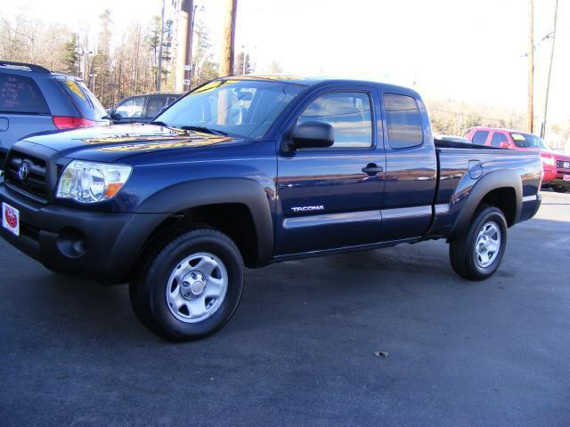 2007 toyota tacoma access cab for sale in lenoir north carolina classified. Black Bedroom Furniture Sets. Home Design Ideas