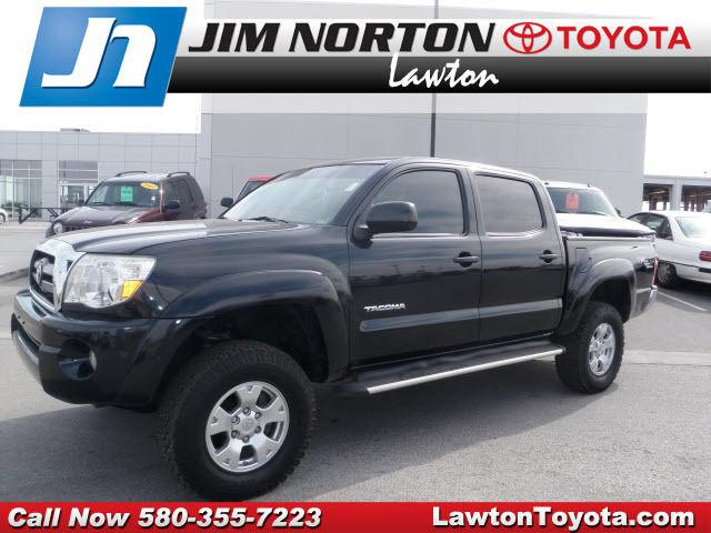 2007 toyota tacoma base 2007 toyota tacoma base car for sale in lawton ok 4365169757 used. Black Bedroom Furniture Sets. Home Design Ideas