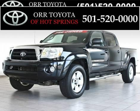 2007 toyota tacoma double cab v6 for sale in hot springs arkansas classified. Black Bedroom Furniture Sets. Home Design Ideas