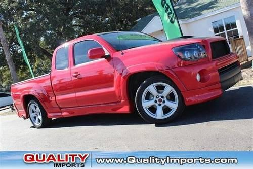 2007 toyota tacoma extended cab pickup x runner for sale. Black Bedroom Furniture Sets. Home Design Ideas