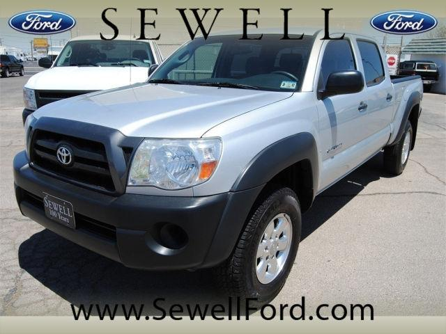 2007 toyota tacoma prerunner for sale in odessa texas classified. Black Bedroom Furniture Sets. Home Design Ideas