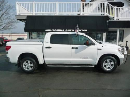 2007 toyota tundra 4 door for sale in blue ball ohio classified. Black Bedroom Furniture Sets. Home Design Ideas