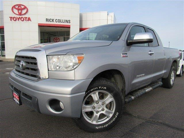 2007 Toyota Tundra Limited Limited 4dr Double Cab 4WD