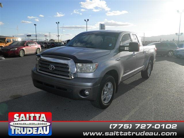 2007 Toyota Tundra Limited Limited 4dr Double Cab SB