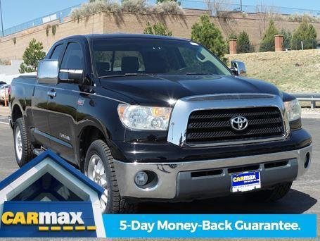 2007 toyota tundra sr5 sr5 4dr double cab sb 5 7l v8 for sale in colorado springs colorado. Black Bedroom Furniture Sets. Home Design Ideas