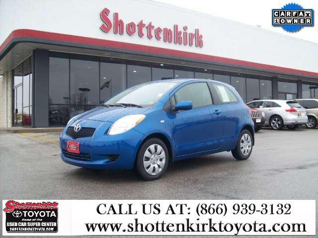 2007 toyota yaris for sale in quincy illinois classified. Black Bedroom Furniture Sets. Home Design Ideas