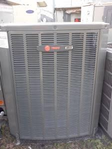 2007 Trane 2 5 Ton Heat Pump 13 Seer Matching Set