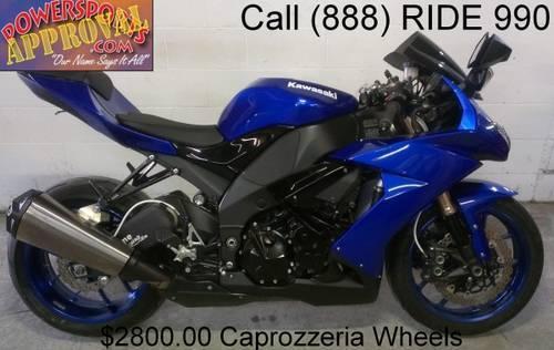 2007 used Kawasaki Ninja ZX10R for sale - u1417