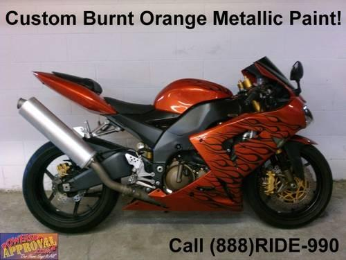 2007 used kawasaki ninja zx6r crotch rocket u1213 for sale in sandusky michigan classified. Black Bedroom Furniture Sets. Home Design Ideas