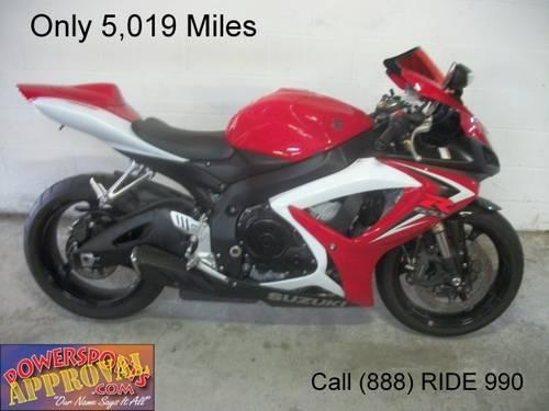 2007 used suzuki gsxr600 crotch rocket for sale consign for sale in sandusky michigan. Black Bedroom Furniture Sets. Home Design Ideas