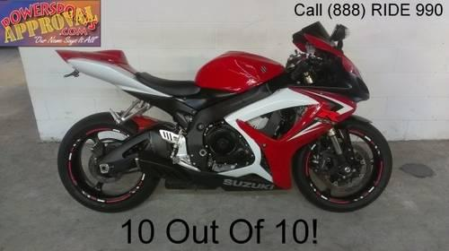 2007 used suzuki gsxr600 crotch rocket for sale u1756 for sale in sandusky michigan classified. Black Bedroom Furniture Sets. Home Design Ideas