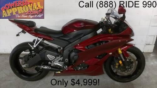 2007 used yamaha r6 crotch rocket for sale u1898 for sale in sandusky michigan classified. Black Bedroom Furniture Sets. Home Design Ideas
