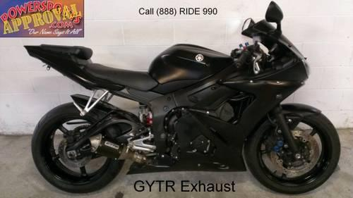 2007 used yamaha r6 crotch rocket for sale u1926 for sale in sandusky michigan classified. Black Bedroom Furniture Sets. Home Design Ideas