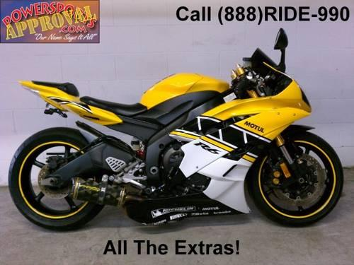 2007 used yamaha r6 u1163 for sale in sandusky michigan classified. Black Bedroom Furniture Sets. Home Design Ideas