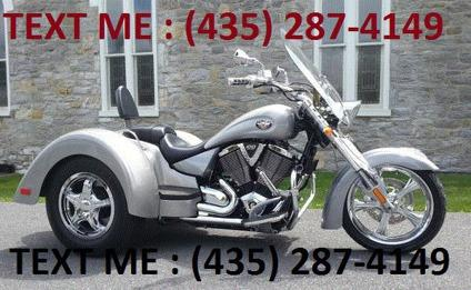 2007 victory kingpin trike for sale in grand blanc. Black Bedroom Furniture Sets. Home Design Ideas