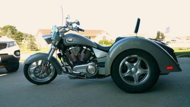 2007 Victory-Lehman Trike for Sale in Black Hawk, South Dakota