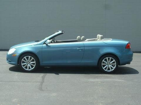 2007 volkswagen eos 2 door convertible for sale in whiteville north carolina classified. Black Bedroom Furniture Sets. Home Design Ideas