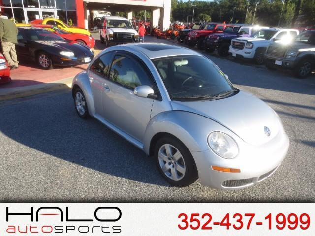 2007 Volkswagen New Beetle 2.5 2.5 2dr Coupe (2.5L I5