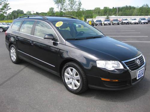 2007 volkswagen passat station wagon 2 0t for sale in. Black Bedroom Furniture Sets. Home Design Ideas