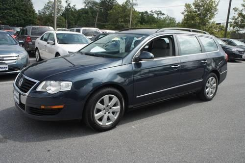 2007 volkswagen passat wagon station wagon 2 0t for sale. Black Bedroom Furniture Sets. Home Design Ideas