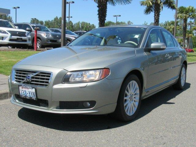 2007 volvo s80 3 2 3 2 4dr sedan for sale in tacoma washington classified. Black Bedroom Furniture Sets. Home Design Ideas