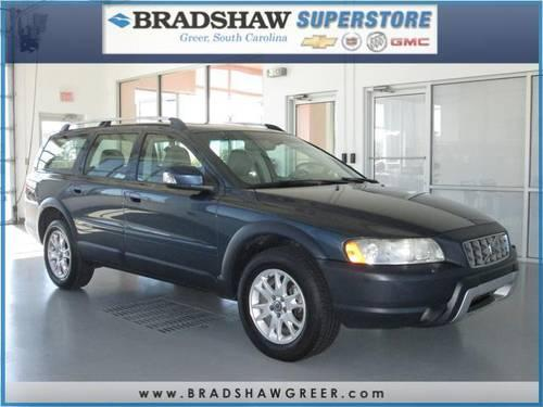 2007 volvo xc70 4d station wagon 2 5t for sale in greer south carolina classified. Black Bedroom Furniture Sets. Home Design Ideas
