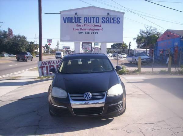 2007 vw jetta for sale in jacksonville florida classified. Black Bedroom Furniture Sets. Home Design Ideas