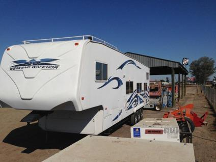2007 Weekend Warrior 3505 Le Tiki Edition For Sale In San