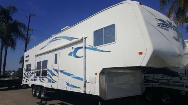 2007 Weekend Warrior LE3505