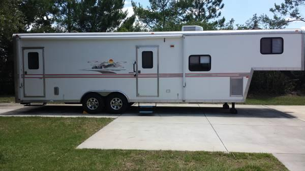 2007 Work And Play Toyhauler For Sale In Birmingham