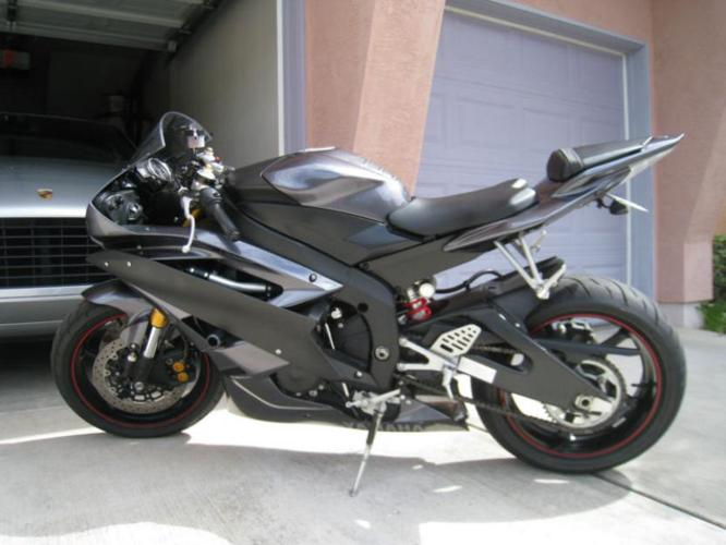 2007 Yahmaha YZF R6 Low Miles Mint Condition For Sale In Boston
