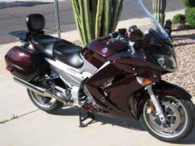 2007 Yamaha Fjr1300 Sport Touring For Sale In Laveen