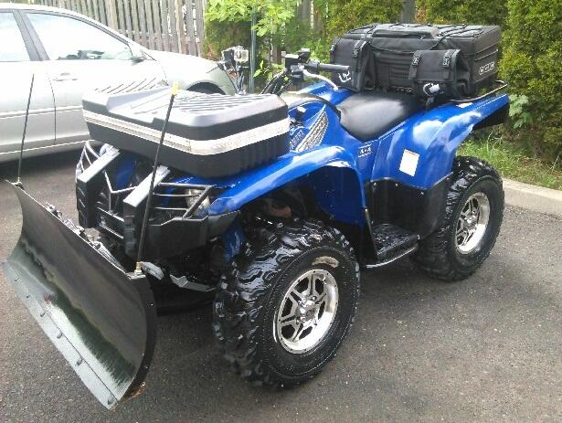 2007 Yamaha GRIZZLY 700 4X4