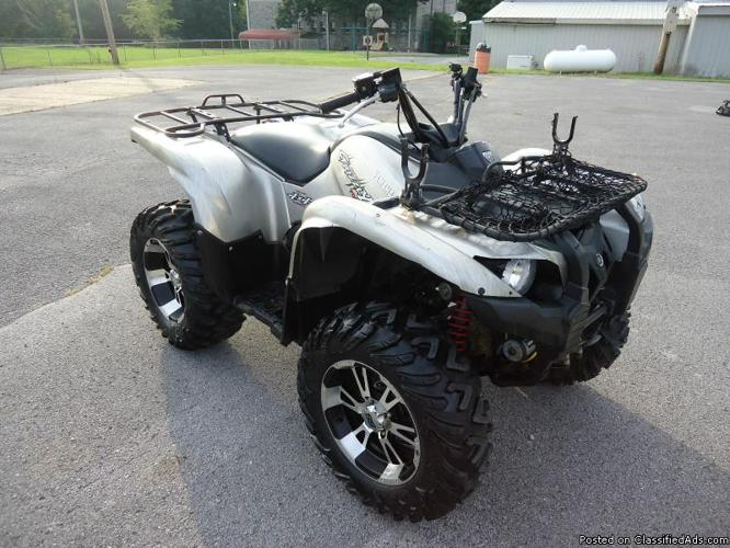 2007 Yamaha GRIZZLY 700 SPECIAL EDITION- for Sale in Indianapolis