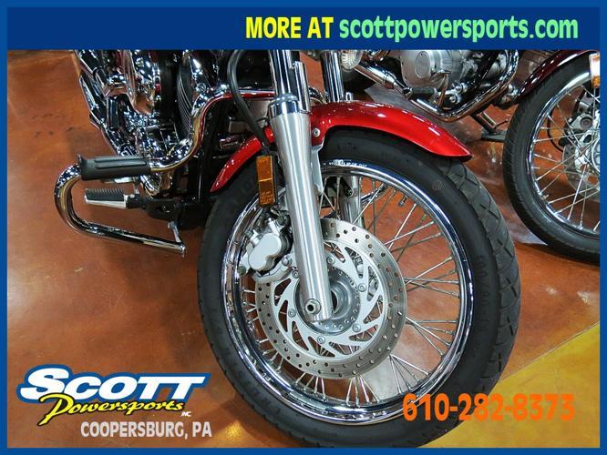 2007 Yamaha Motor Corp Usa Vstar 650 Custom For Sale In
